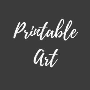 Printable Art